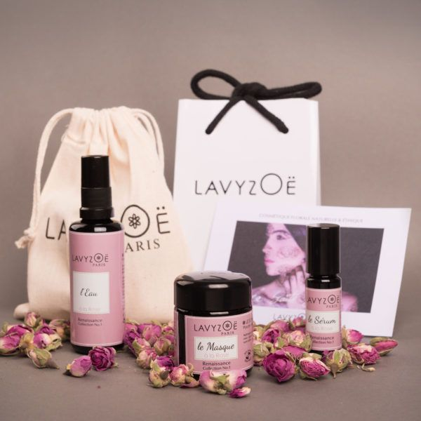 Renaissance Collection n°1 : le Sérum à la rose de LavyzOë éthique, naturel et raffiné