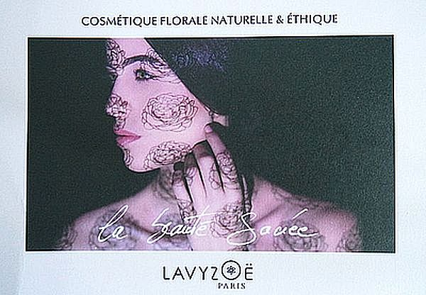 Renaissance Collection n°1 : le Sérum à la rose de LavyzOë éthique, naturel et raffiné #4
